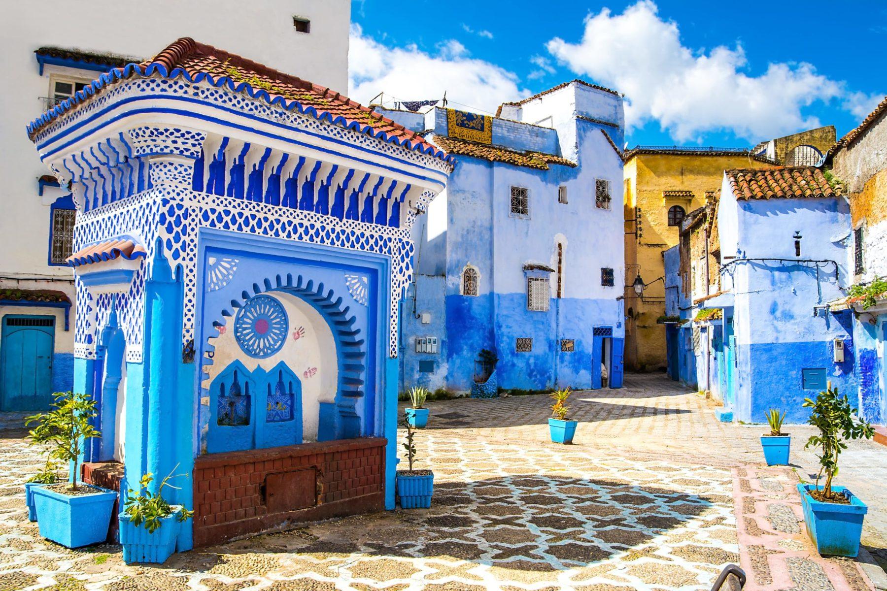 Expertos en Marruecos