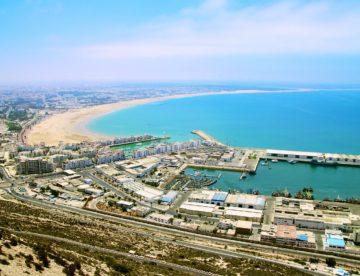 Chofer privado en Agadir