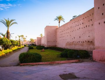 chofer privado marrakech