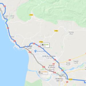 Traslado Aeropuerto de Agadir a Taghazout