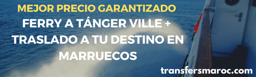 transfers tanger ville