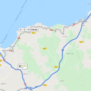 Traslado Puerto Tánger Med a centro ciudad