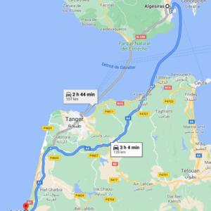 Asilah desde Algeciras con el servicio de Ferry + Traslado