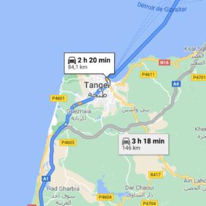 Ferry + Traslado a Asilah desde Tarifa